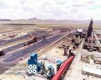 پیشرفت ۹۳ درصدی پروژه بریکت سازی شرکت فولاد سفیددشت چهارمحال و بختیاری