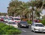 برپایی جشن انقلاب با انجام مانور خودروها و شناور ها در جزیره کیش