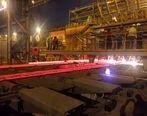 بهره برداری از ریخته گری و شمش فاز ۲ شرکت فولاد کاوه جنوب کیش