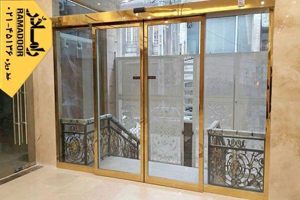 انواع شیشه های مصرفی در دکوراسیون های مدرن امروزی