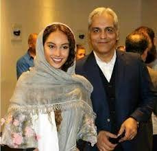 مهران مدیری از عشقش رونمایی کرد + فیلم
