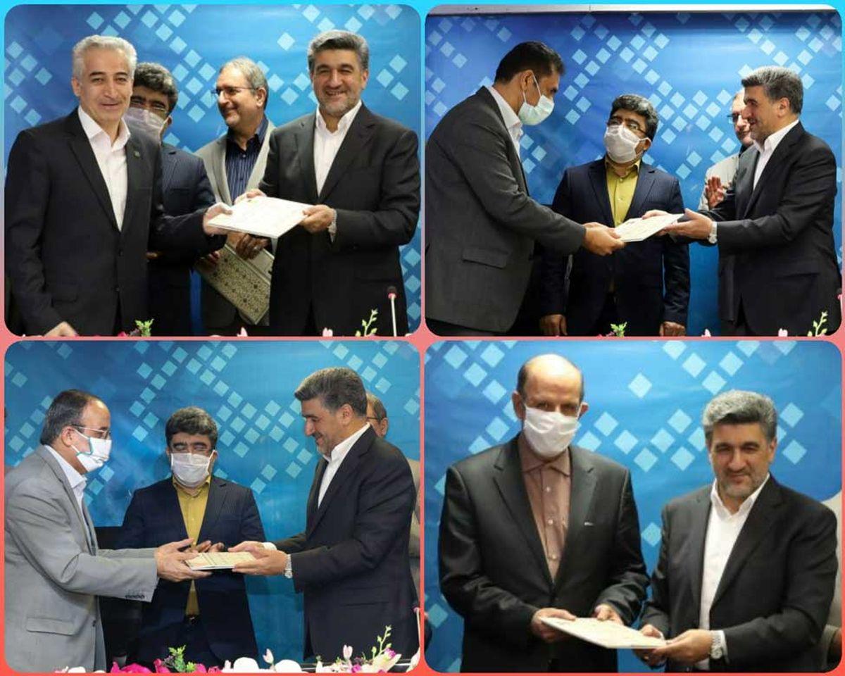 چهار مدیر جدید بانک صادرات ایران منصوب شدند