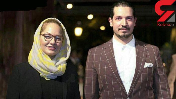 10 حاشیه عجیب از طلاق مهناز افشار از یاسین + عکس