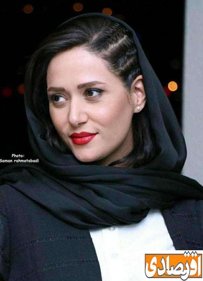 تیپ جالب پریناز ایزدیار در جشنواره فیلم فجر