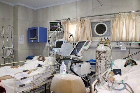 تامین اکسیژن رایگان توسط فولادمبارکه کمک بزرگی برای بهبود بیماران کرونایی است