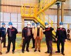 راهاندازی طرح فولادسازی اکسین خوزستان در اولویت قرار دارد