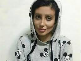 سحر تبر از چهره واقعی اش رونمایی کرد + عکس و فیلم باورنکردنی سحر تبر