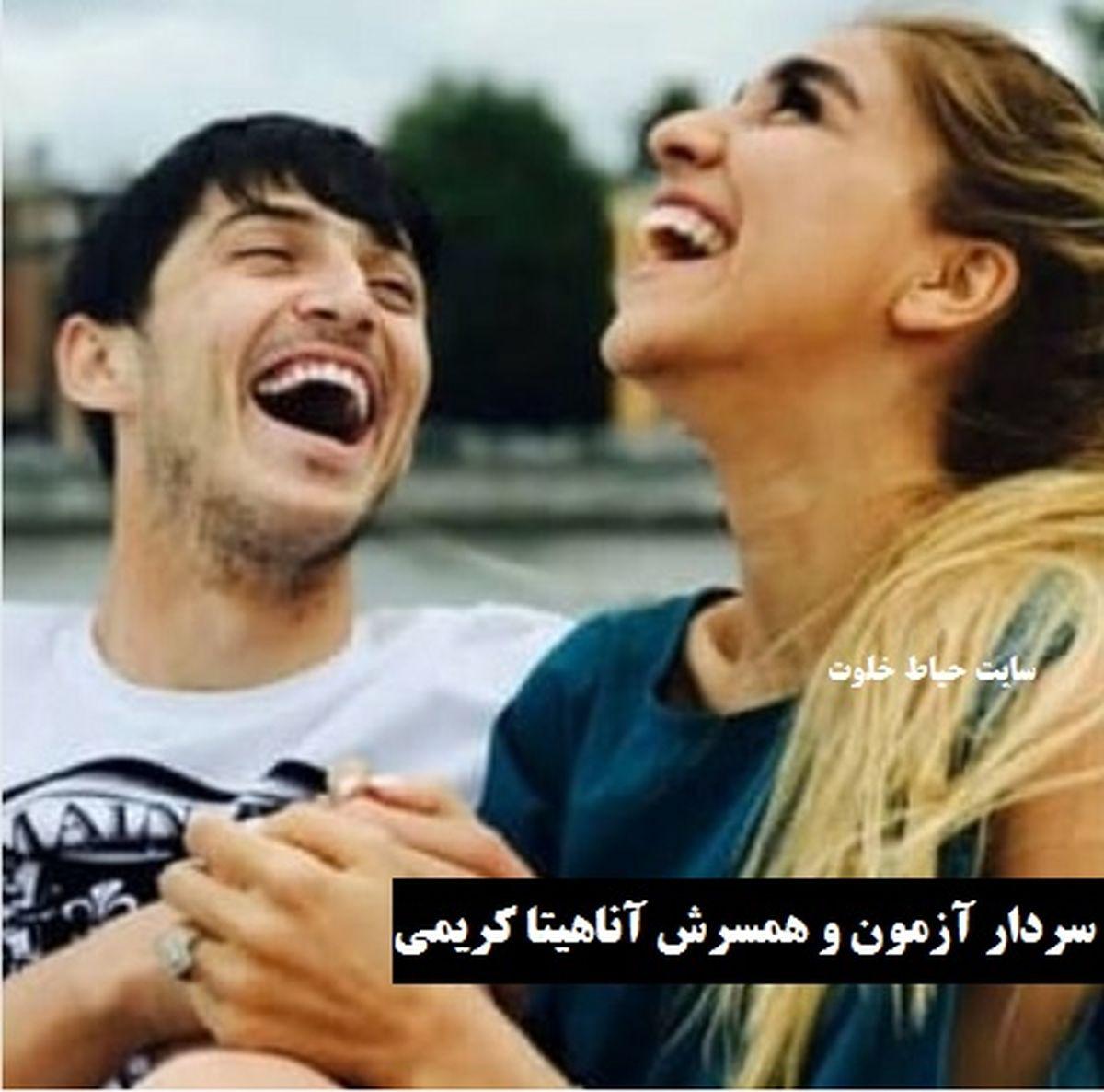 عکس جنجالی از جت شخصی سردار ازمون + بیوگرافی و تصاویر