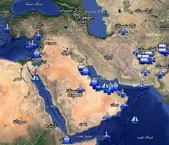 کشور اسرائیل کجاست؟