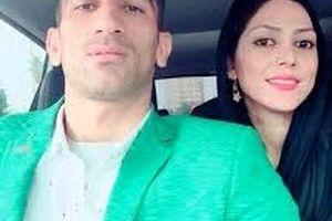 ازدواج مجدد علیرضا بیرانوند در خارج از کشور فاش شد + عکس همسرش