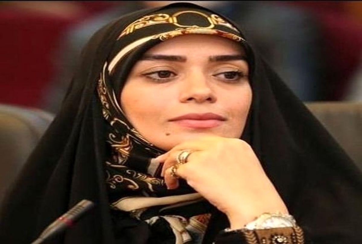 الهام چرخنده از همسر روحانی و جوانش رونمایی کرد + عکس دونفره