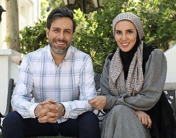 اینستاگرام مجید واشقانی و همسرش در جشن تولد + عکس