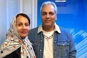 عکس منشوری از دختری در آغوش مهران مدیری بعد از کنسرت + تصاویر