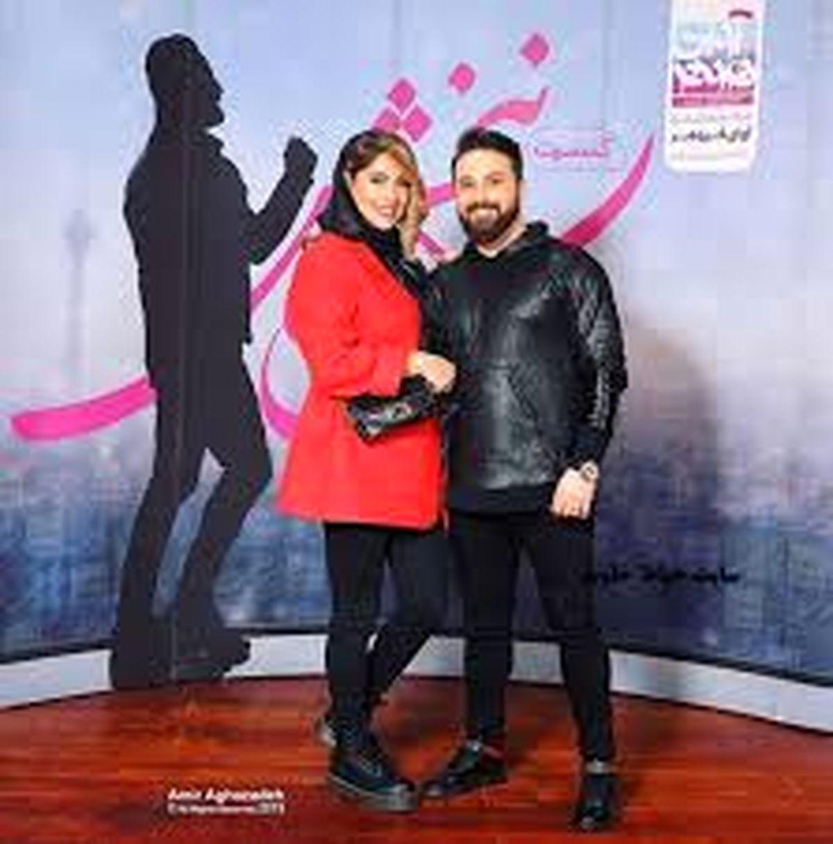 تفریحات لاکچری بابک جهانبخش و همسر دومش + عکس دونفره