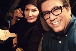رضا رشیدپور  ماجرای طلاق از همسرش + علت طلاق و عکس همسرش