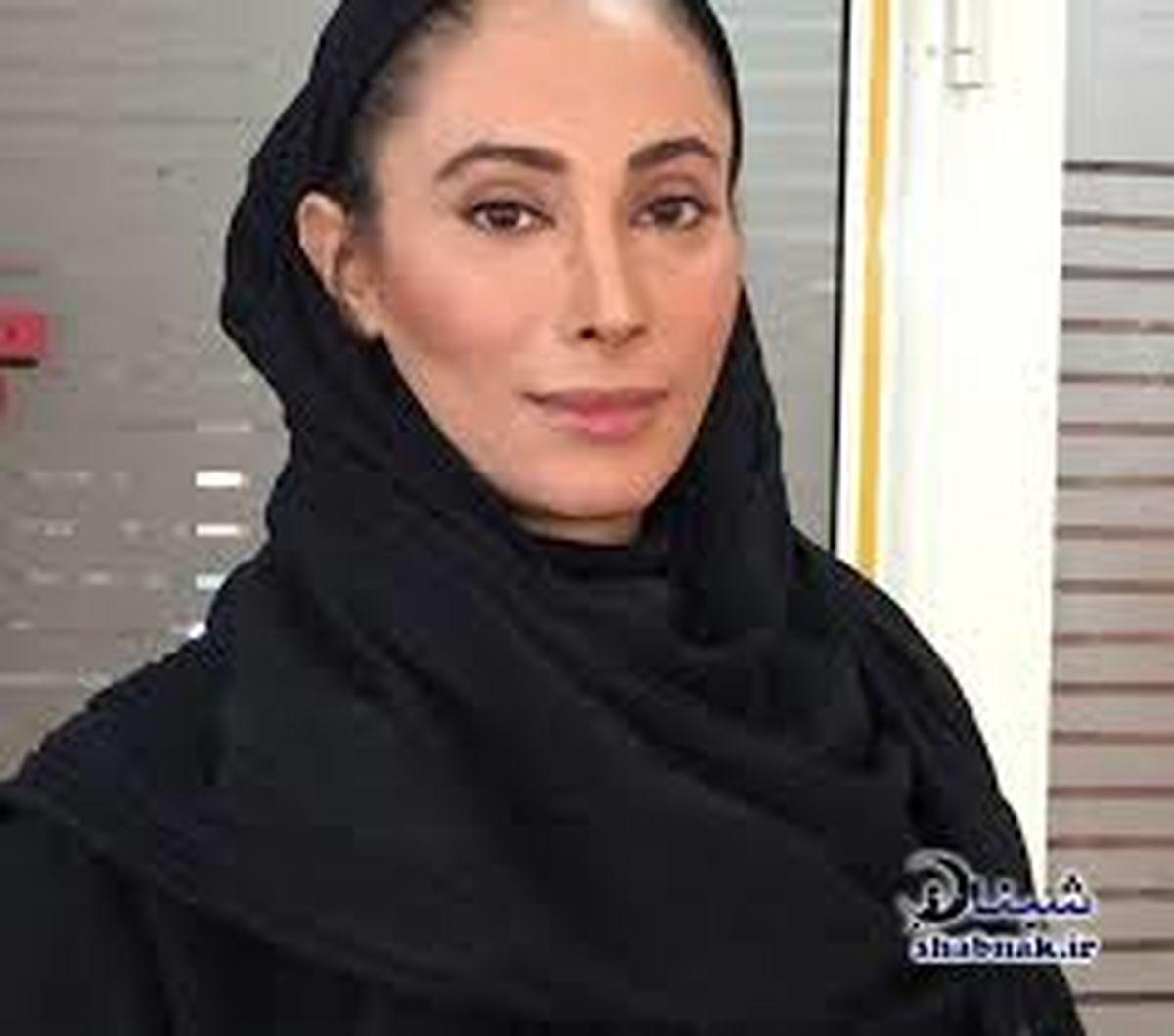 سحر زکریا : 6 سال همسر مهران مدیری بودم !؟ + فیلم