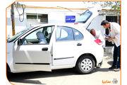 تحویل خودرو به مشتریان سایپا ادامه دارد/ تقدیر سایپا از همراهی پلیس راهور در خدمترسانی به مردم