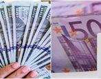 قیمت دلار و یورو در بازار امروز 17 مهرماه | قیمت دلار چند؟