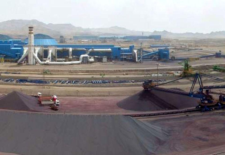راهاندازی زودتر از موعد کنسانترهسازی فولاد سنگان