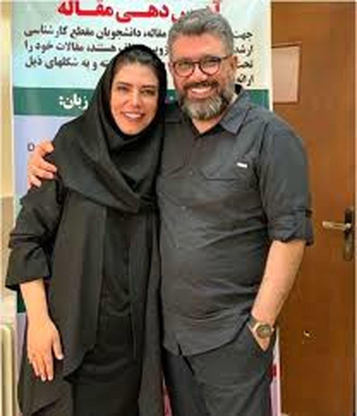 توئیت انتقادی سیاسی رضا رشیدپور جنجالی شد + عکس