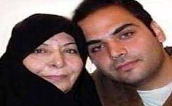 احسان علیخانی در کنار مادرش | بیوگرافی احسان علیخانی