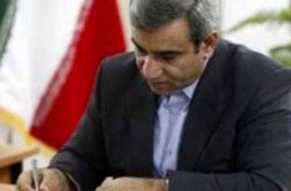 پیام مدیر عامل محترم سازمان منطقه آزاد کیش به مناسبت سالگرد شهادت سردار سلیمانی