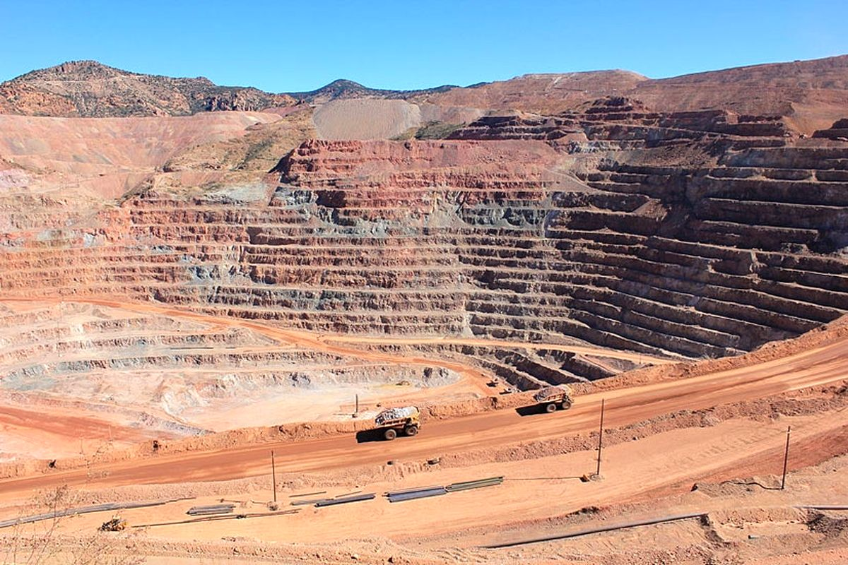 بهبود صادرات مس پرو در ماه ژوئن