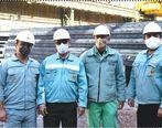 اجرای فرایند بازرسی سرد تختال در واحد کنترل کیفی فولادسازی