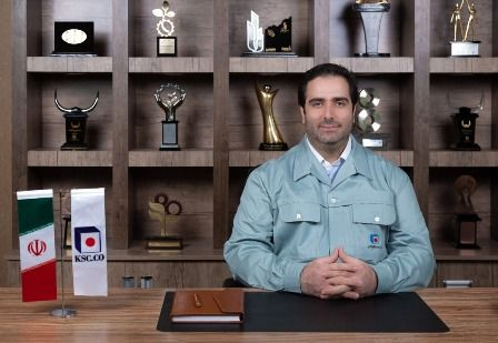 پیام مدیرعامل مجتمع فولاد خراسان به مناسبت آغاز هفته دفاع مقدس