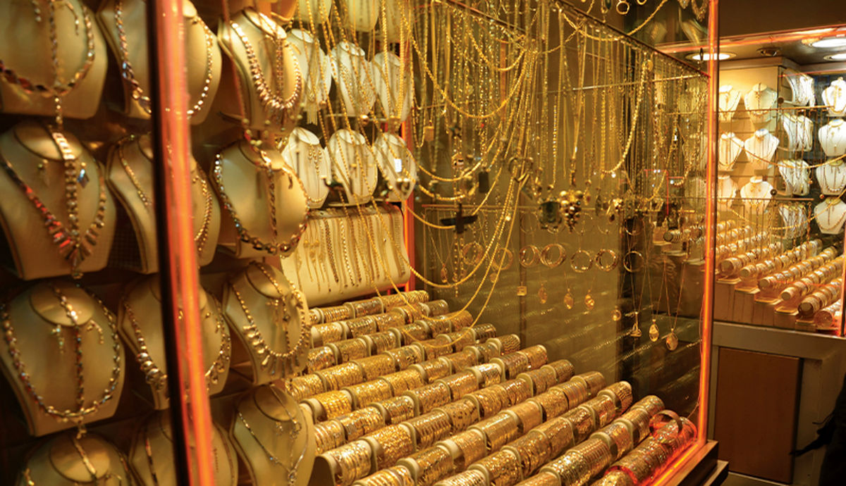 قیمت طلا ، قیمت سکه ، قیمت دلار در بازار چهارشنبه 99/6/19 + جدول