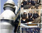مراحل آمادهسازی تولید چدن در کارخانه فولاد زرند ایرانیان وارد فاز اجرایی شد