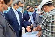 تکمیل روند ساخت پایانه جدید فرودگاه بین المللی کیش دربهار1400