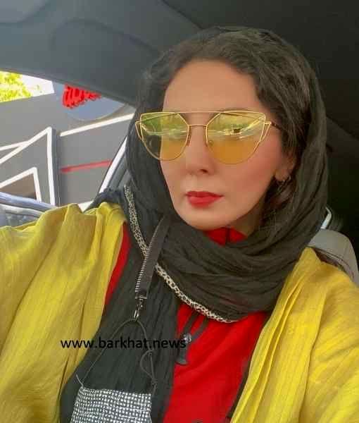 عینک عجیب لیلا بلوکات بازیگر زن + عکس