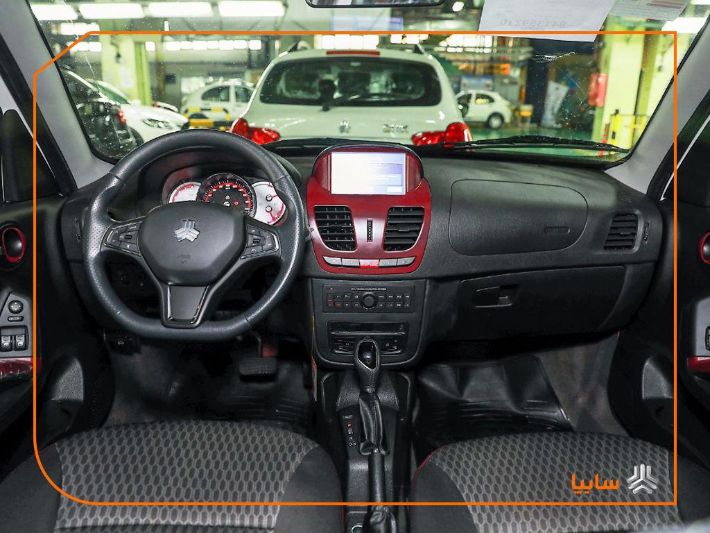 تولید ارزان ترین خودروی اتوماتیک کشور در پارس خودرو/ هاچ بک جذاب سایپا مجهزتر شد