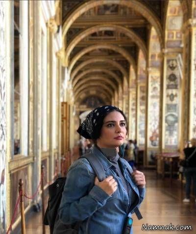 لیندا کیانی در روسیه