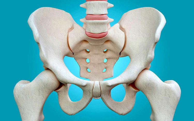 استخوان واژن در بارداری