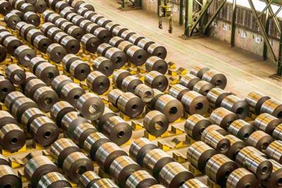تولید گرید DC04-C590 نیمسخت در فولاد مبارکه