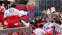 اهدای بیش از 2 میلیارد و 500 هزار ریال کمک نقدی کارکنان فولاد مبارکه به هموطنان سیلزده