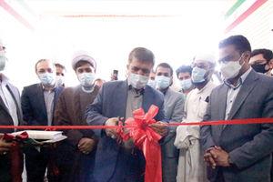 بهره برداری از دومین مدرسه بانک سینا در دهستان رمشک استان کرمان