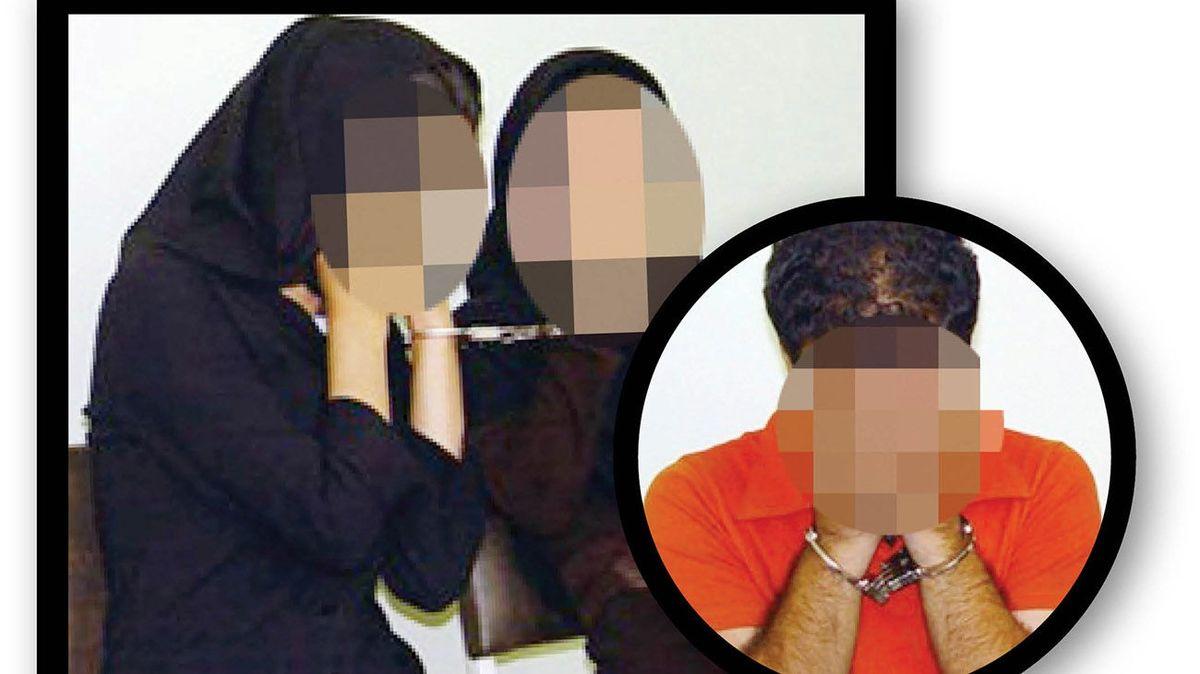 ازار شیطانی پسر 13 ساله توسط دو زن + عکس دردناک