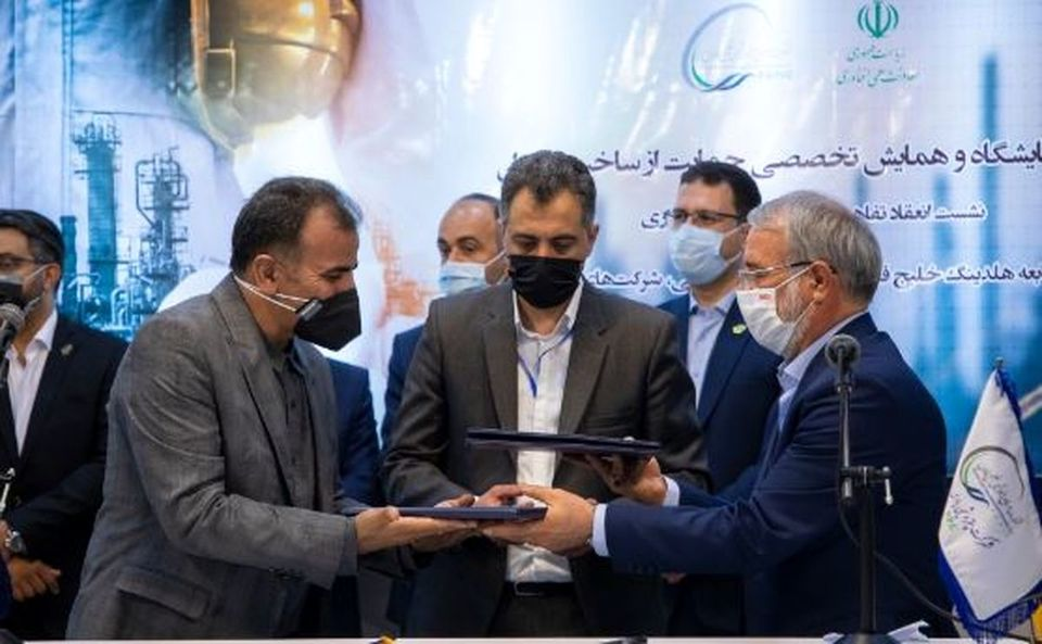 افزایش صدها میلیارد تومان درآمد پتروشیمی پارس به دنبال اعتماد به یک شرکت ایرانی