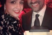 شهاب حسینی با بازیگر معروف پایتخت ازدواج کرد + فیلم جنجالی
