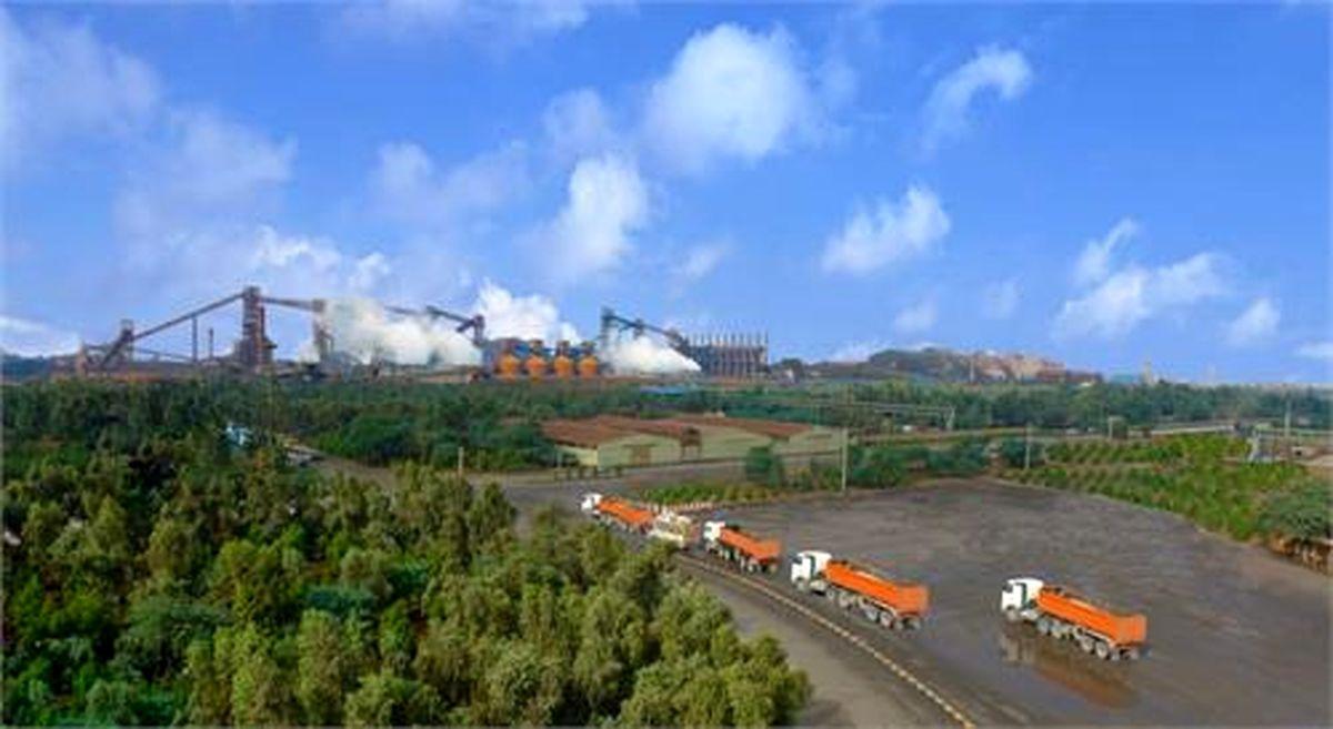 عملکرد شرکت فولاد خوزستان