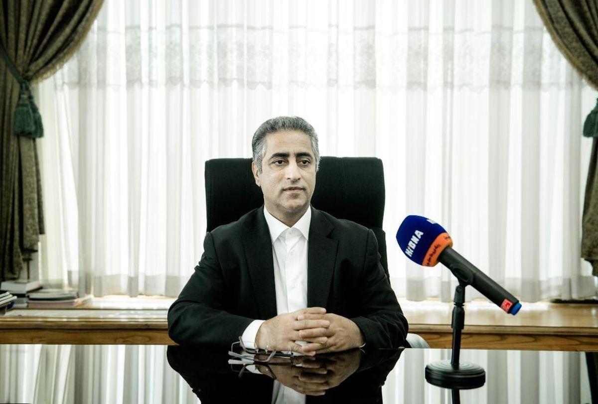 تماس مدیرعامل بانک مسکن با مدیریت شعب استان اصفهان