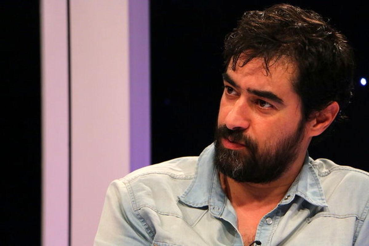 خانم بازیگر درکنار اغوش شهاب حسینی + عکس