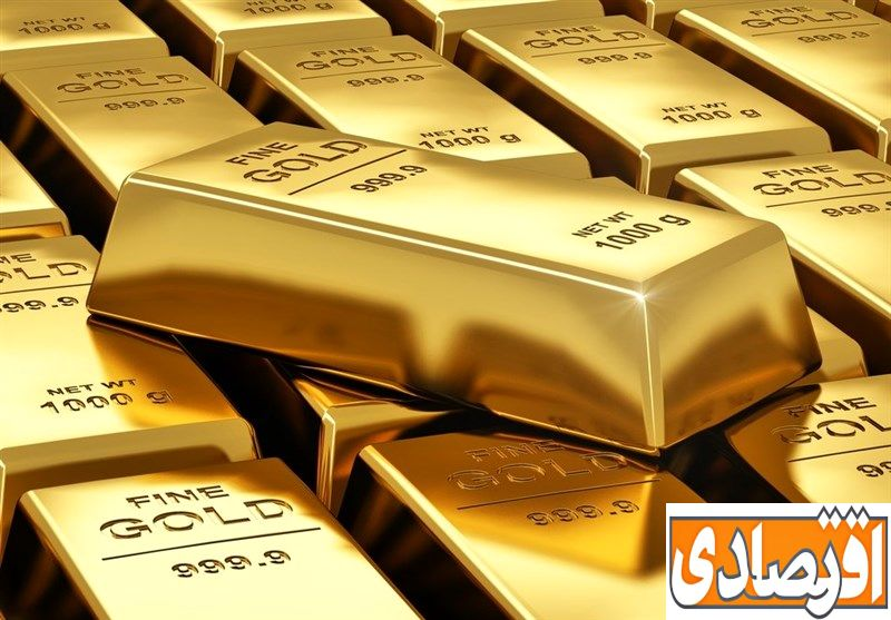 قیمت طلا در بازار جهانی دوشنبه 28 بهمن