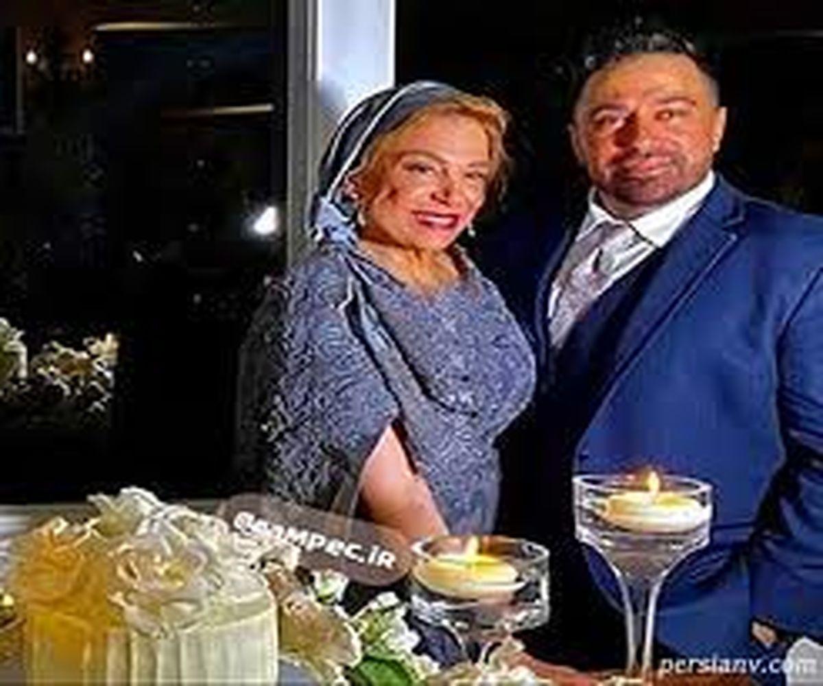 رقص گوهر خیراندیش با ابی جنجالی شد + فیلم لورفته
