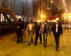 تلاش می کنیم تا مقدمات اتصال فولاد اکسین خوزستان به شبکه ریلی کشور نیز انجام گیرد