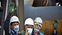 نفس حبس مجاهدان خط مقدم تولید استان یزد در شرایط کرونایی