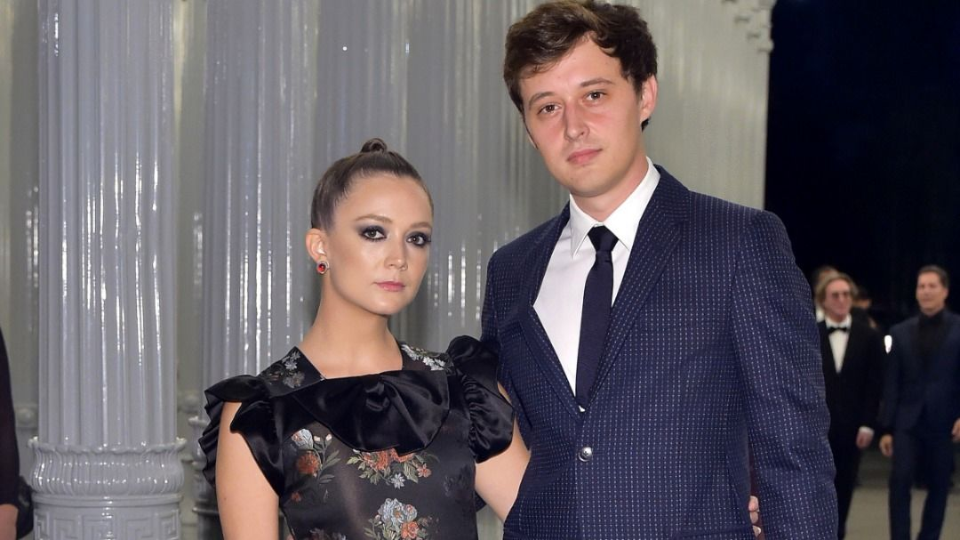 Surprise! Billie Lourd's and Austen Rydell's baby was born+ photos